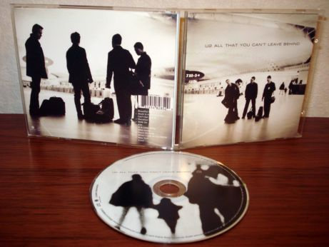 42 U2 All that you can't leave behind