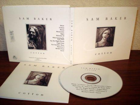 6 Sam Baker - Cotton