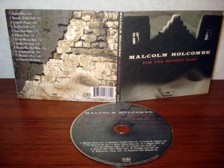 33 Malcolm Holcombe - For the mission baby