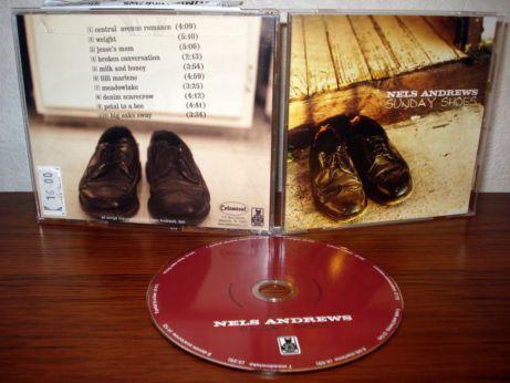 39 Nels Andrews - Sunday shoes