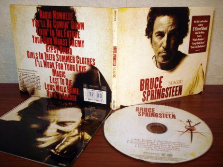 43 Bruce Springsteen - Magic