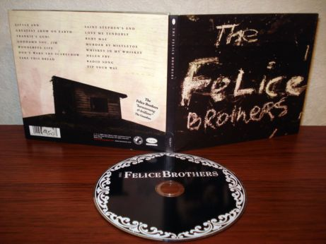 63 The Felice Brothers - The Felice Brothers