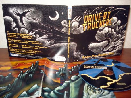 44 Drive-By Truckers - Brighter than creation's dark