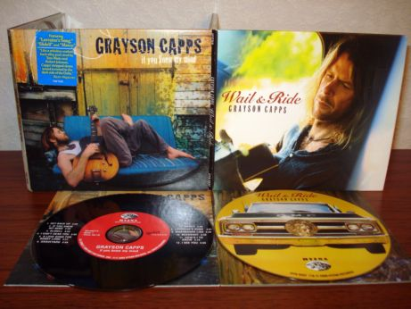 50 Grayson Capps - If you knew my mind & wail & ride