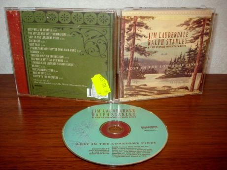 91 Jim Lauderdale, Ralph Stanley & The Clinch Mountain Boys - Lost in the lonesome pines