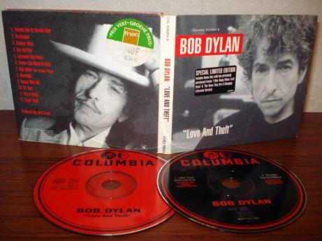 14 Bob Dylan - Love & theft