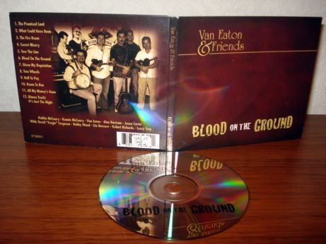 45 Van Eaton & Friends - Blood on the ground