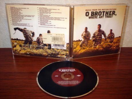 35 OST - O brother, where art thou