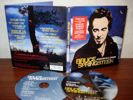8 Bruce Springsteen - Working on a dream