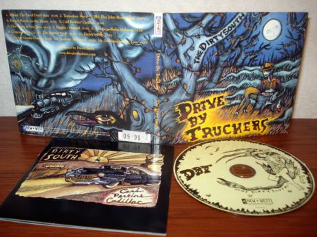 46 Drive-By Truckers - The dirty south