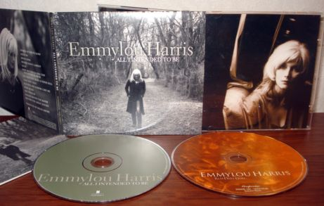 70 Emmylou Harris - All I intended to be & Red dirt girl
