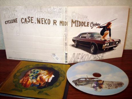3 Neko Case - Middle cyclone