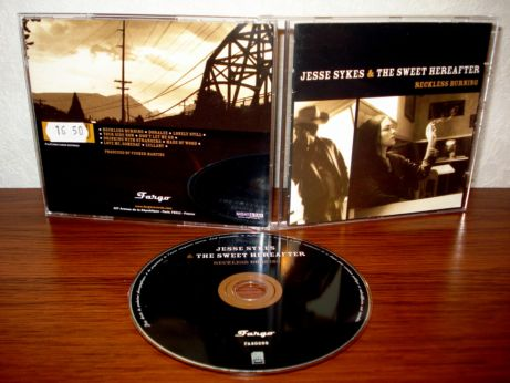 56 Jesse Sykes & The Sweet Hereafter - Reckless burning