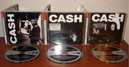 2 Johnny Cash - American