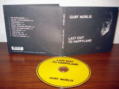 46 Gurf Morlix - Last exit to happyland