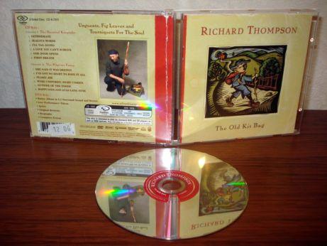 96 Richard Thompson - The old kit bag