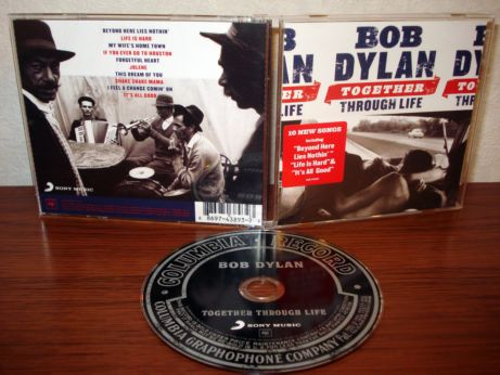 9 Bob Dylan - Together through life