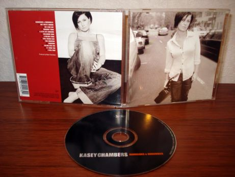87 Kasey Chambers - Barricades & brickwalls