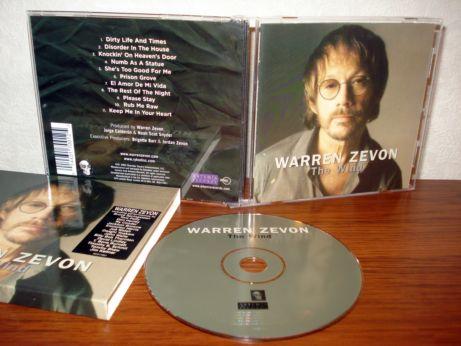 49 Warren Zevon - The wind