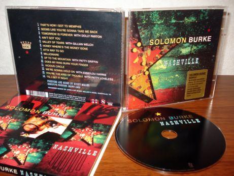 100 Solomon Burke - Nashville