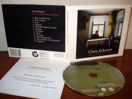 75 Chris Eckman - The last side of the mountain