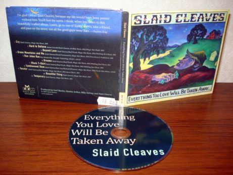 20 Slaid Cleaves - Everything you love will be taken away