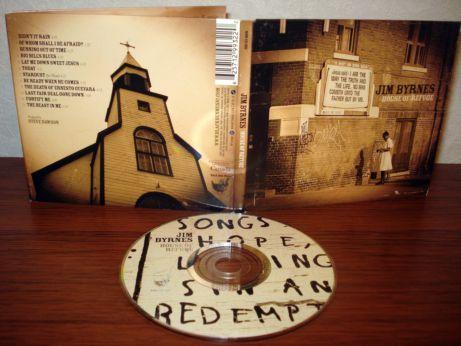 11 Jim Byrnes - House of refuge