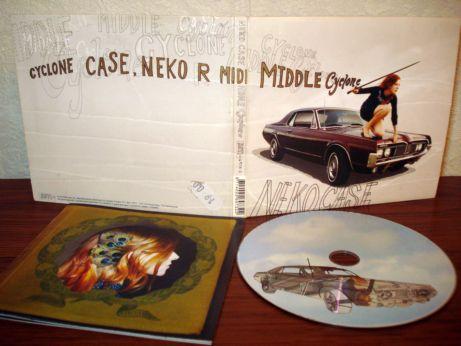 33 Neko Case - Middle cyclone