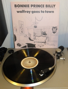 bonnie prince billy, will oldham, wolfroy goes to town