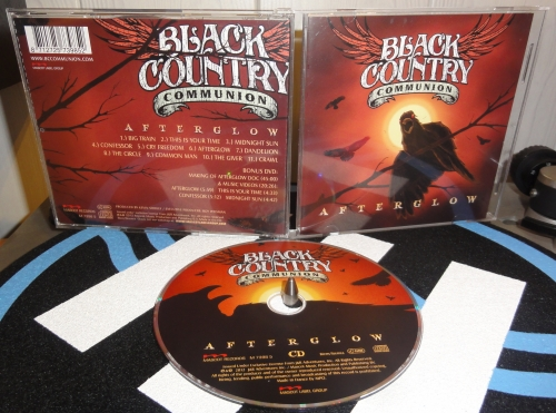black country communion, afterglow, glenn hughes, joe bonamassa, jason bonham