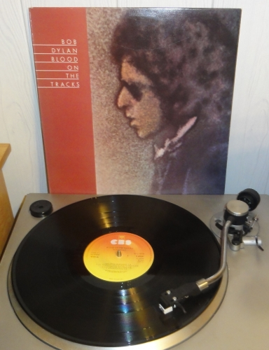bob dylan, blood on the tracks