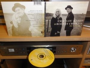emmylou harris, rodney crowell, old yellow moon