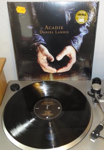 daniel lanois, acadie, rsd 2013, reissue, vinyl