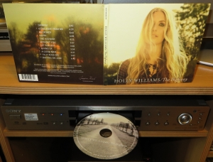 holly williams, the highway, cd, 2013, americana