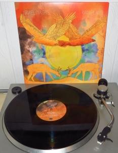 israel nash gripka, rain plans, cd, 2013, lp, vinyl, americana