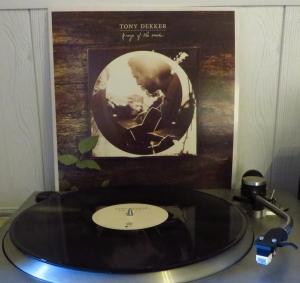 tony dekker, prayer of the woods, lp, vinyl, cd, 2013