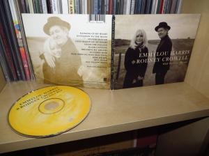 emmylou harris, rodney crowell, country, americana, cd, 2013
