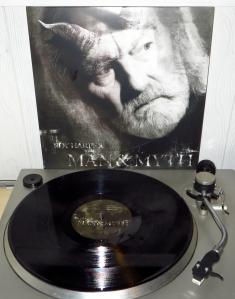 roy harper, man and myth, cd, 2013, vinyl, lp