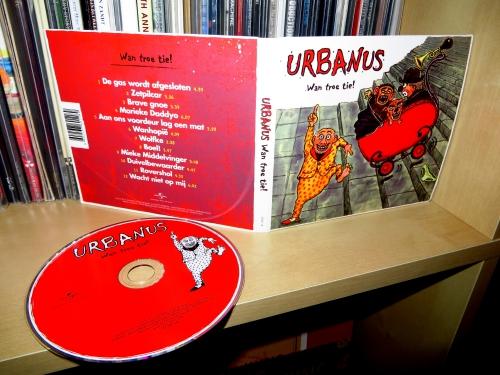 urbanus, zetpilcar, wan troe tie, isolde lasoen, cd, 2013