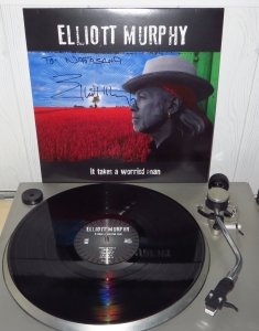elliott murphy, vinyl, 2013