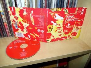 cold satellite, jeffrey foucault, lisa olstein, hayward williams, bill conway, david goodrich, americana, cd, 2013