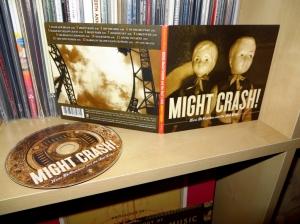 boris mccutcheon, might crash, americana, cd, 2013