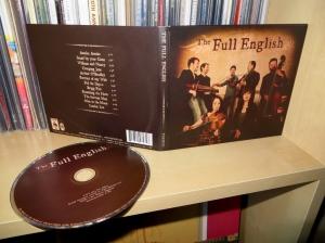 the full english, seth lakeman, martin simpson, cd, 2013, british folk