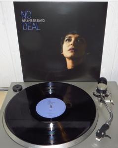 melanie de biasio, no deal, lp, vinyl, cd, 2013