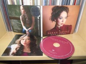 sarah jarosz, build me up from bones, americana, cd, 2013