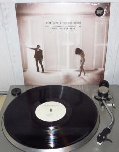 nick cave, lp, vinyl, push the sky away, 2013, cd