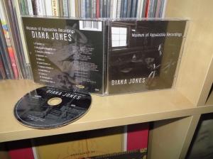 diana jones, museum of appalachia recordings, american folk music, cd, 2013