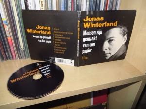 jonas winterland, cd, dood, 2013, kanker