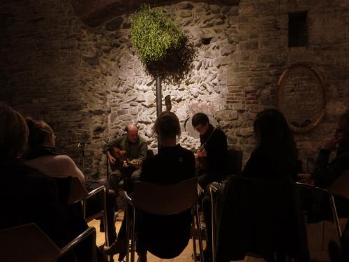 lieven tavernier, gravensteen, gent, 2014, ht roberts, gijs hollebosch