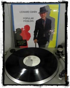 leonard cohen, popular problems